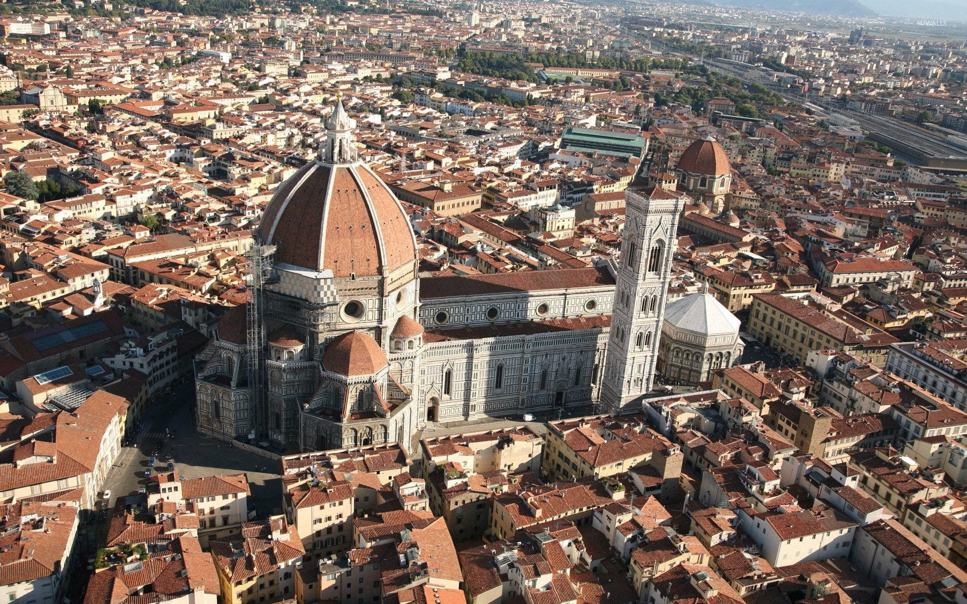 florence duomo and academia gallery guided tour-1