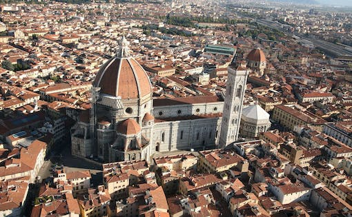 Half-Day Best of Florence Highlights Tour with David and the Duomo