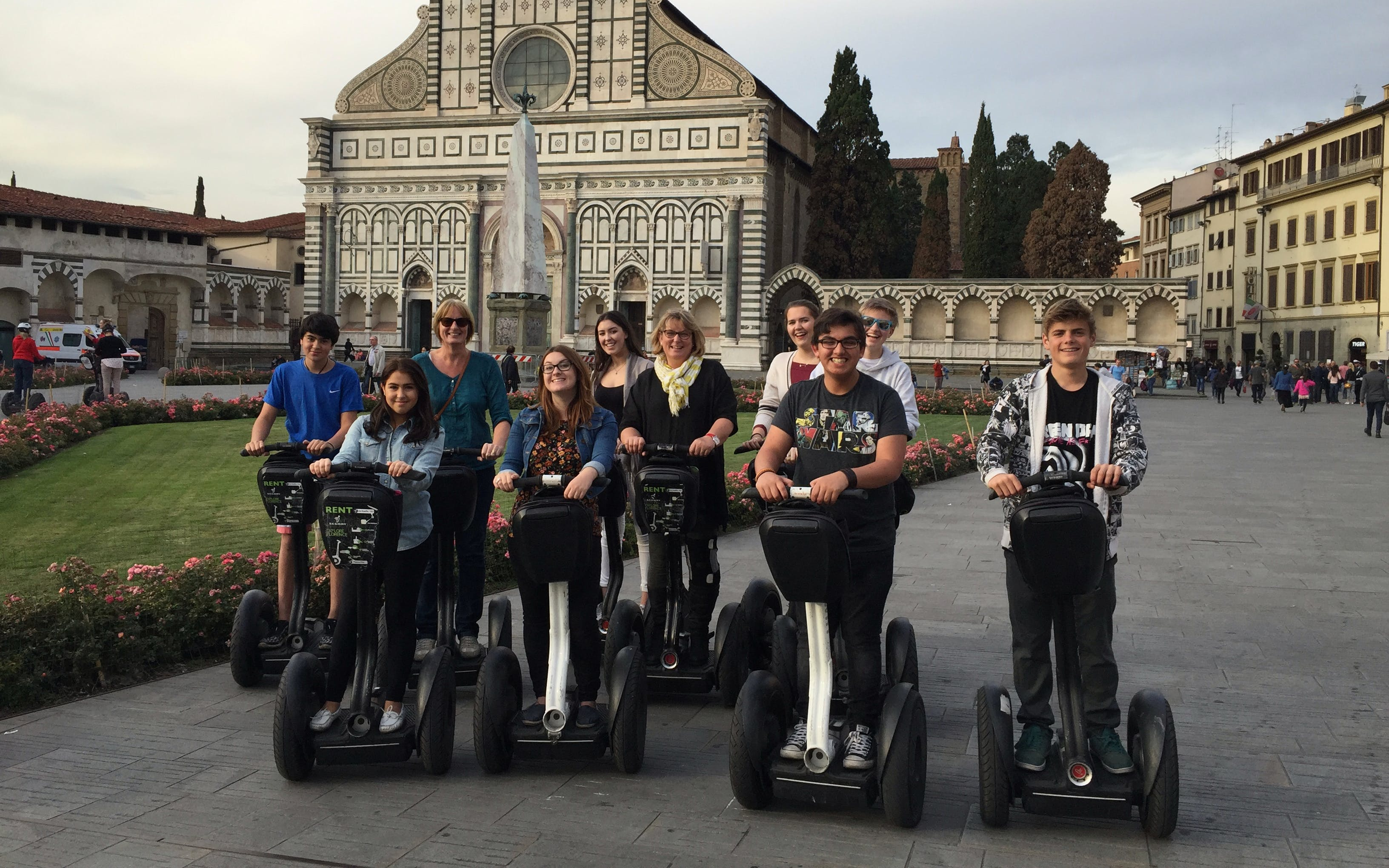 Florence Segway Guided Day Tour