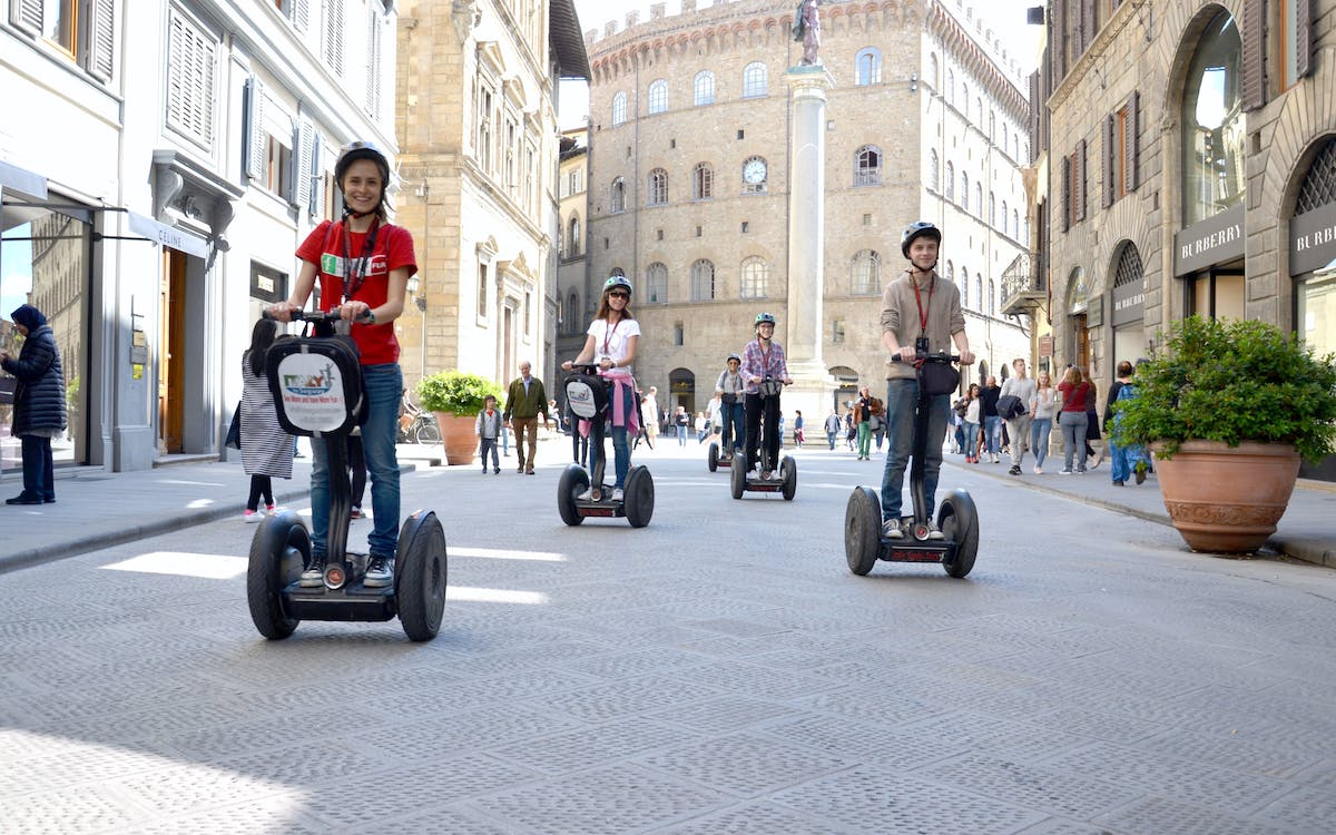 florence segway guided day tour -3