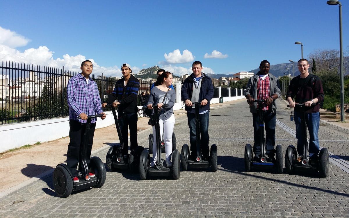 florence segway guided day tour -2