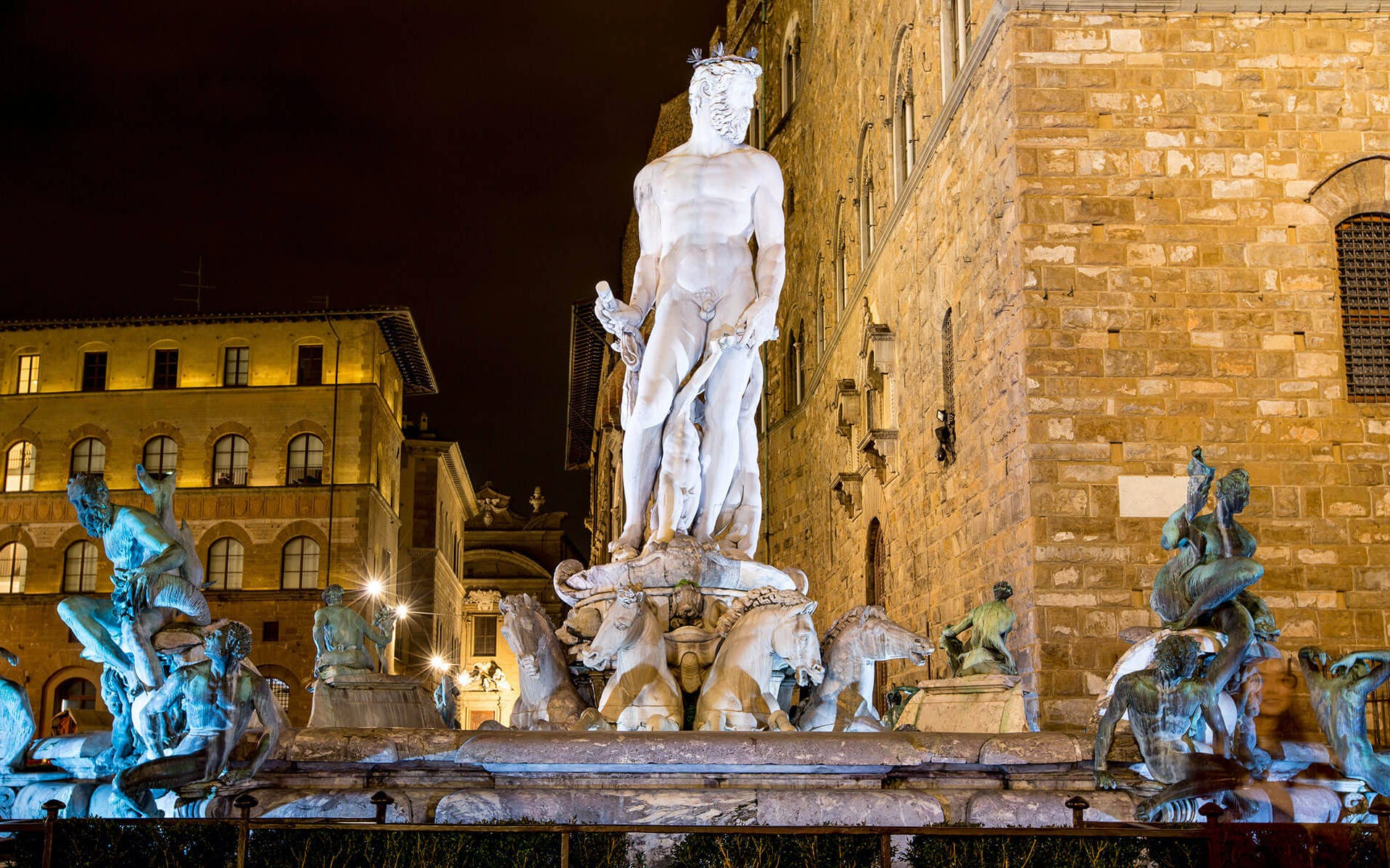 florence wonders walking tour with accademia - skip the line-2