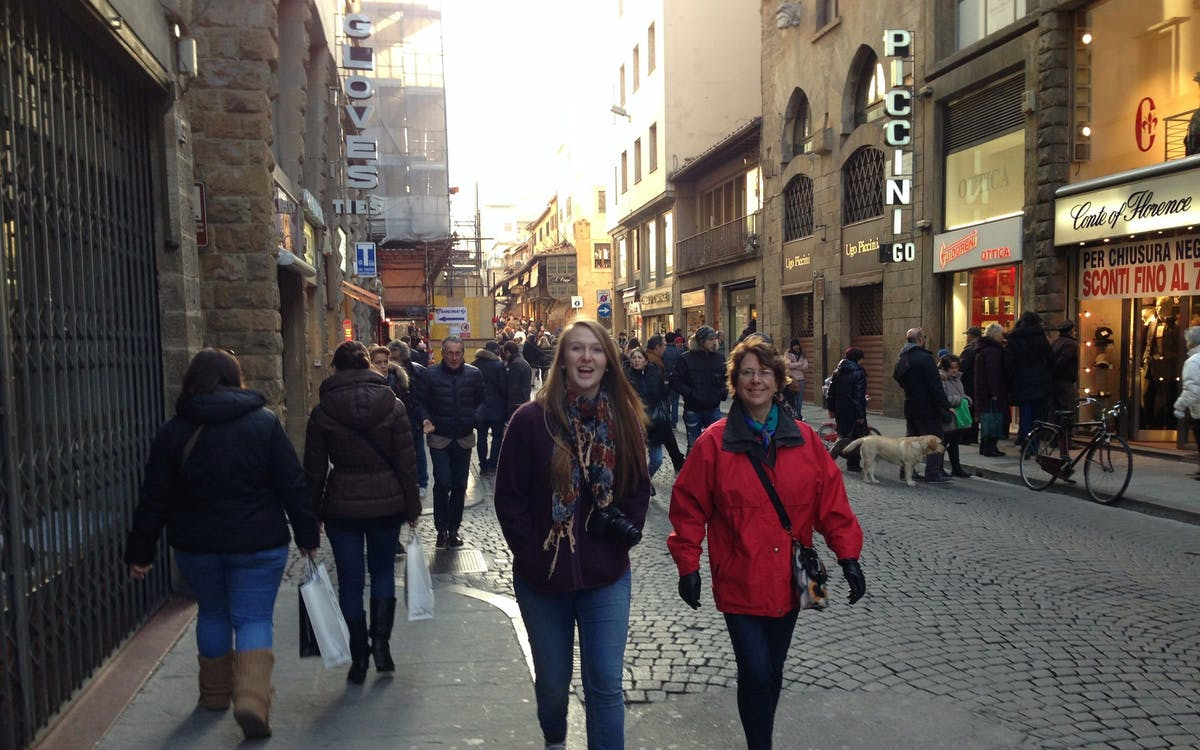 florence walking tour with immersive art experience-1