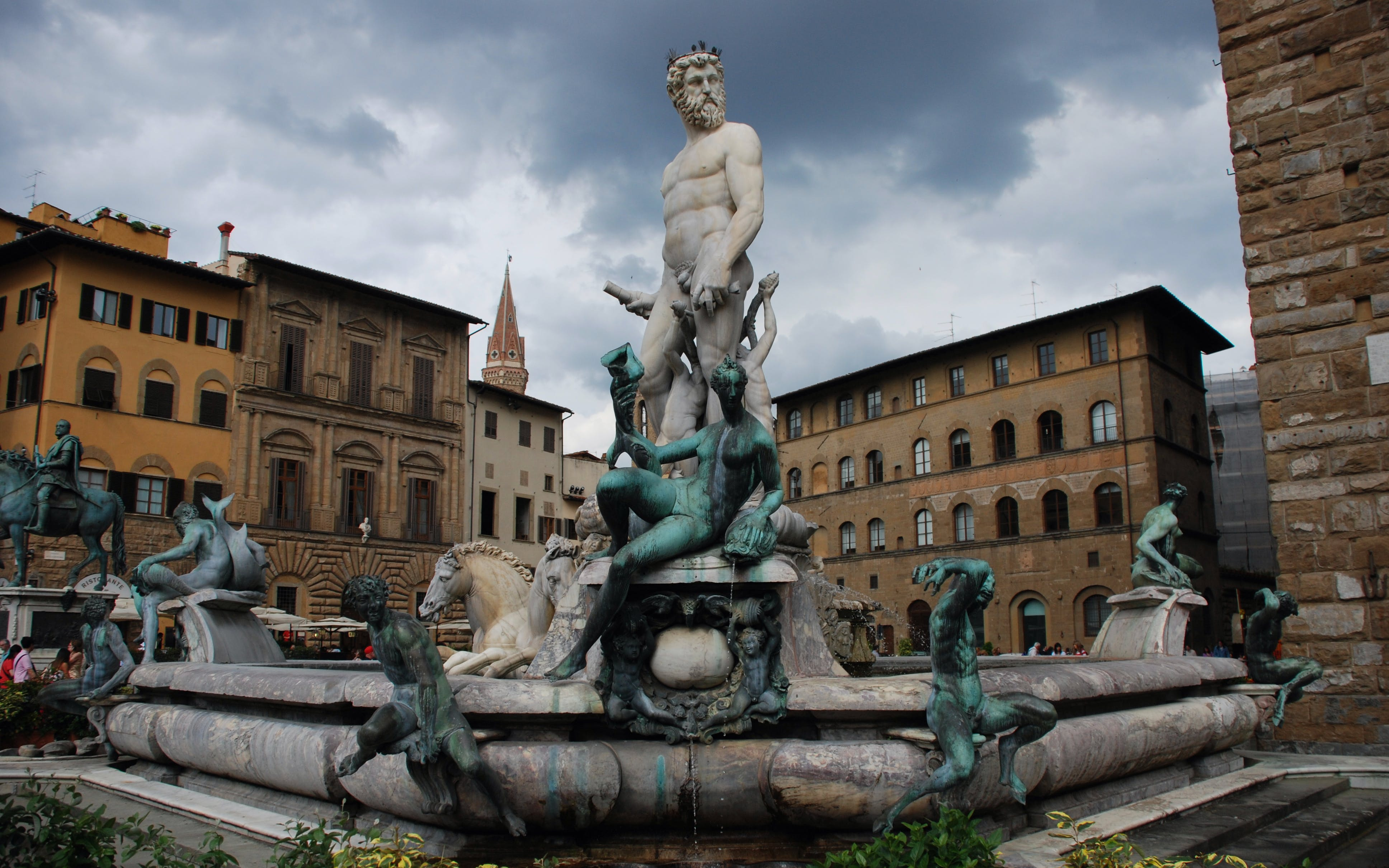 walking tour of florence with priority access to uffizi gallery-1