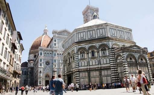 Exclusive Tour of Florence Duomo with Dome and Secret Terraces Access