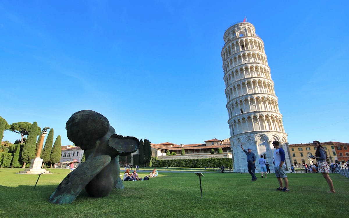 guided city tour of pisa-1
