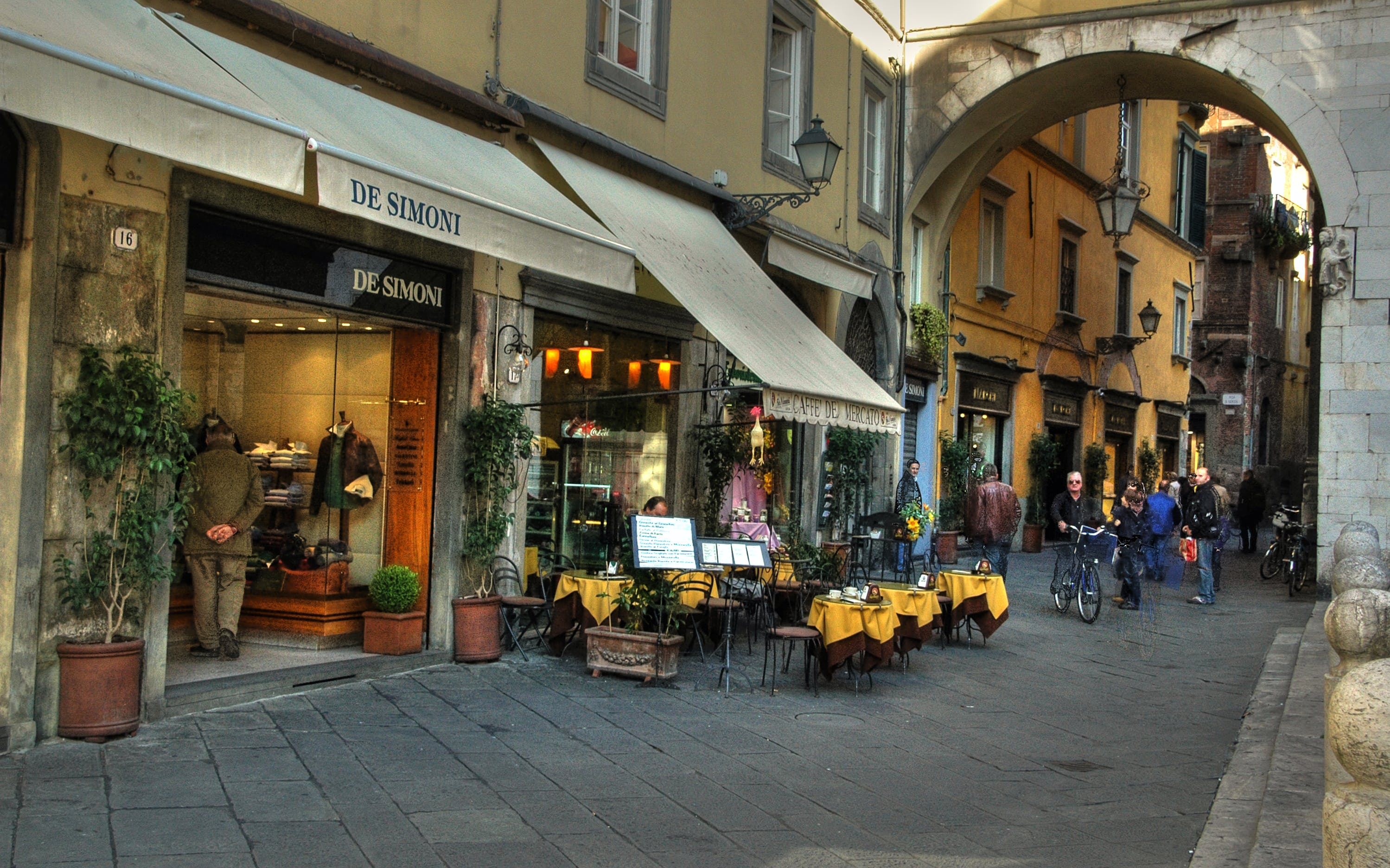 heart of florence - walking city tour -2