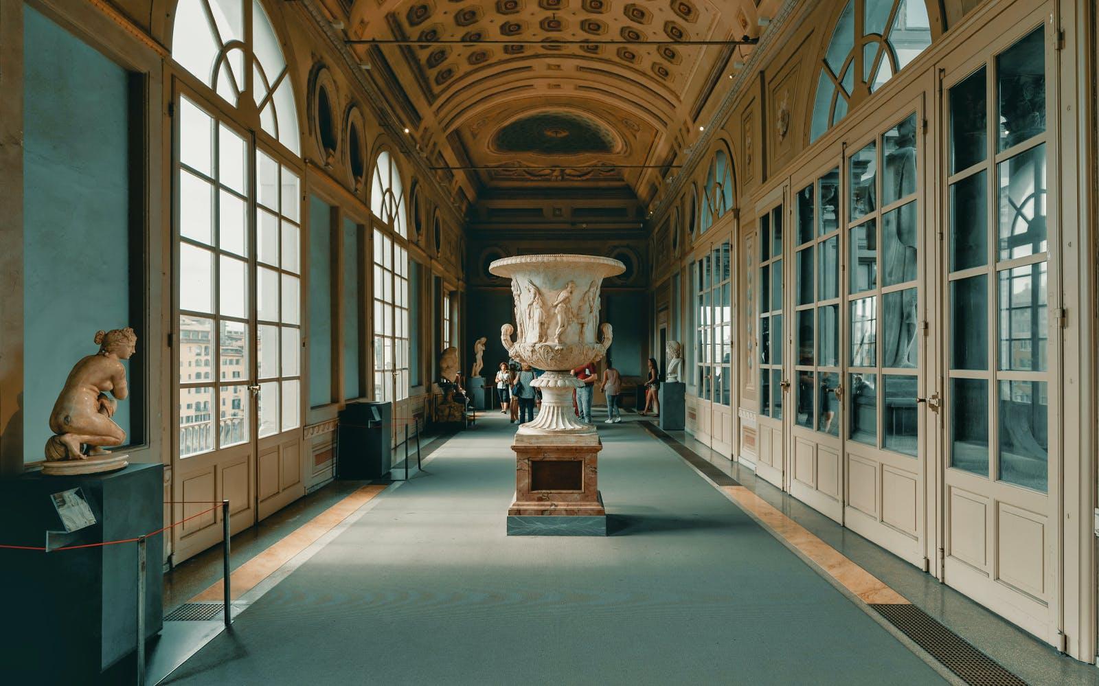 Uffizi Gallery Reopens
