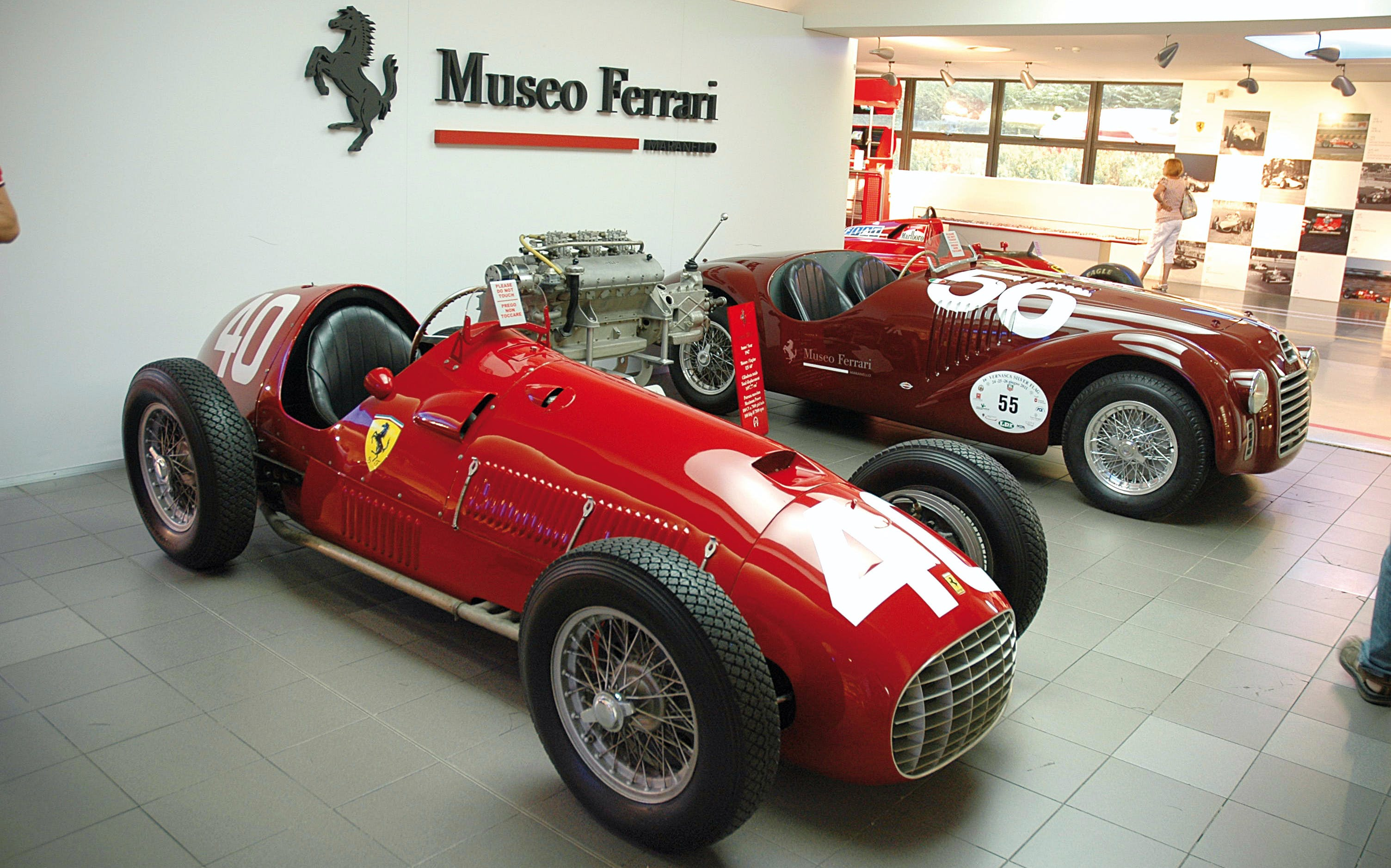 the red legend-ferrari museum tour with lunch-2
