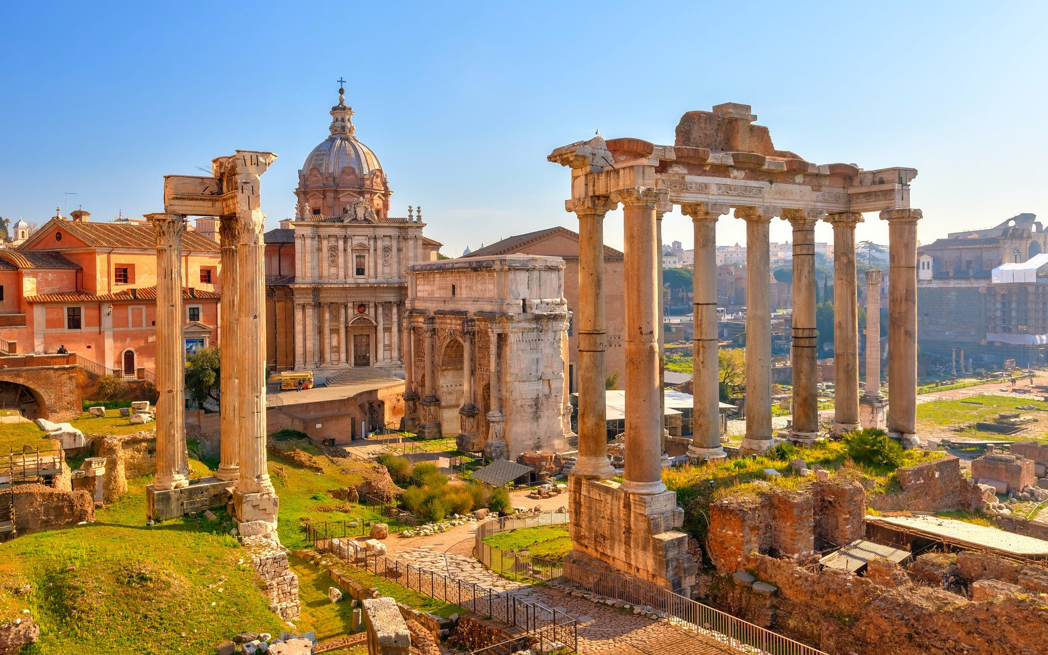 exclusive roman adventure with skip the line tickets to rome's attractions-2
