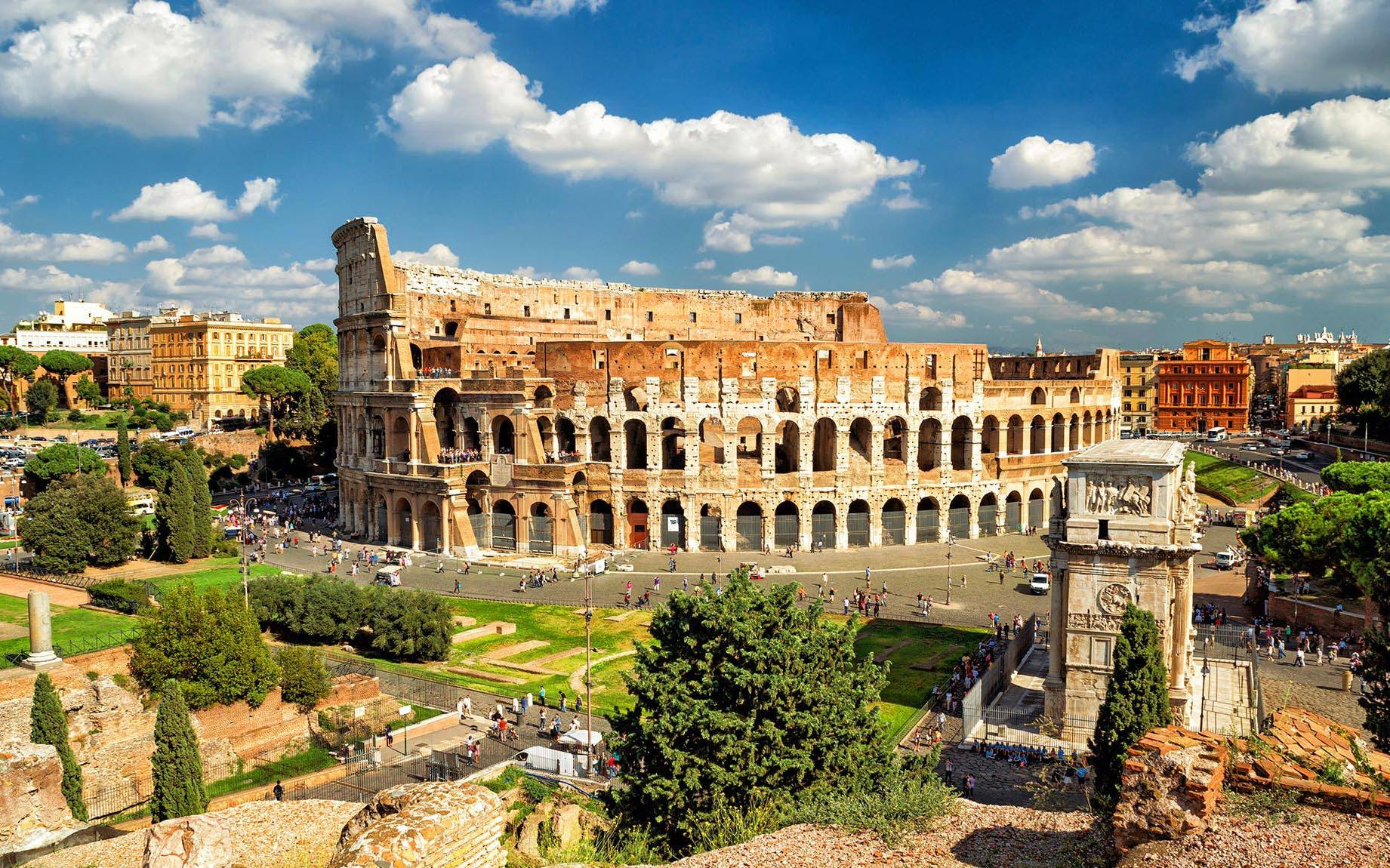 exclusive roman adventure with skip the line tickets to rome's attractions-3