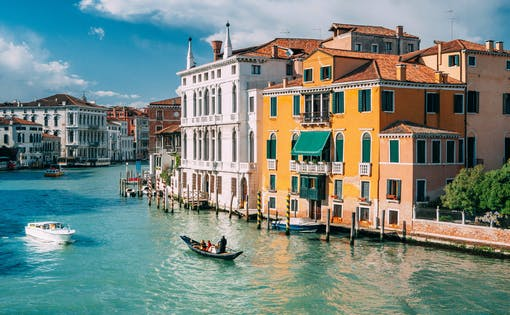 Venice Train Tickets with Hop-on Hop-Off Boat Tickets