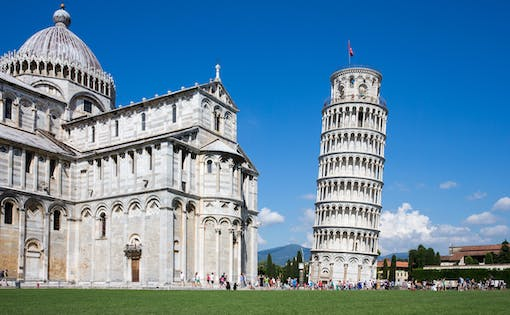 Skip The Line Leaning Tower of Pisa Tickets with Cathedral Access