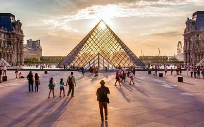 paris itineraries