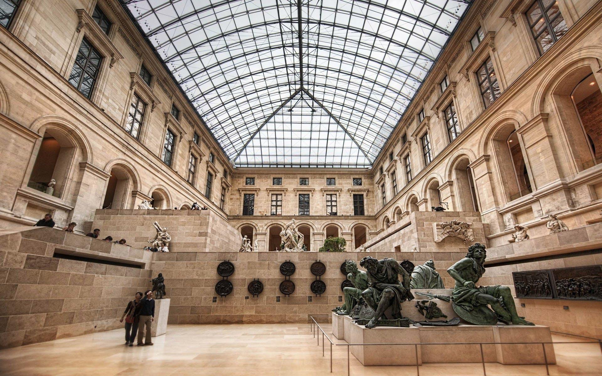 paris in november - orsay museum
