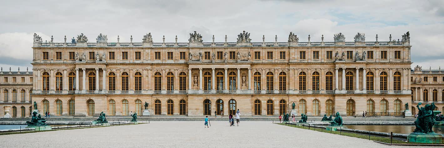 Getting to Palace of Versailles from Paris