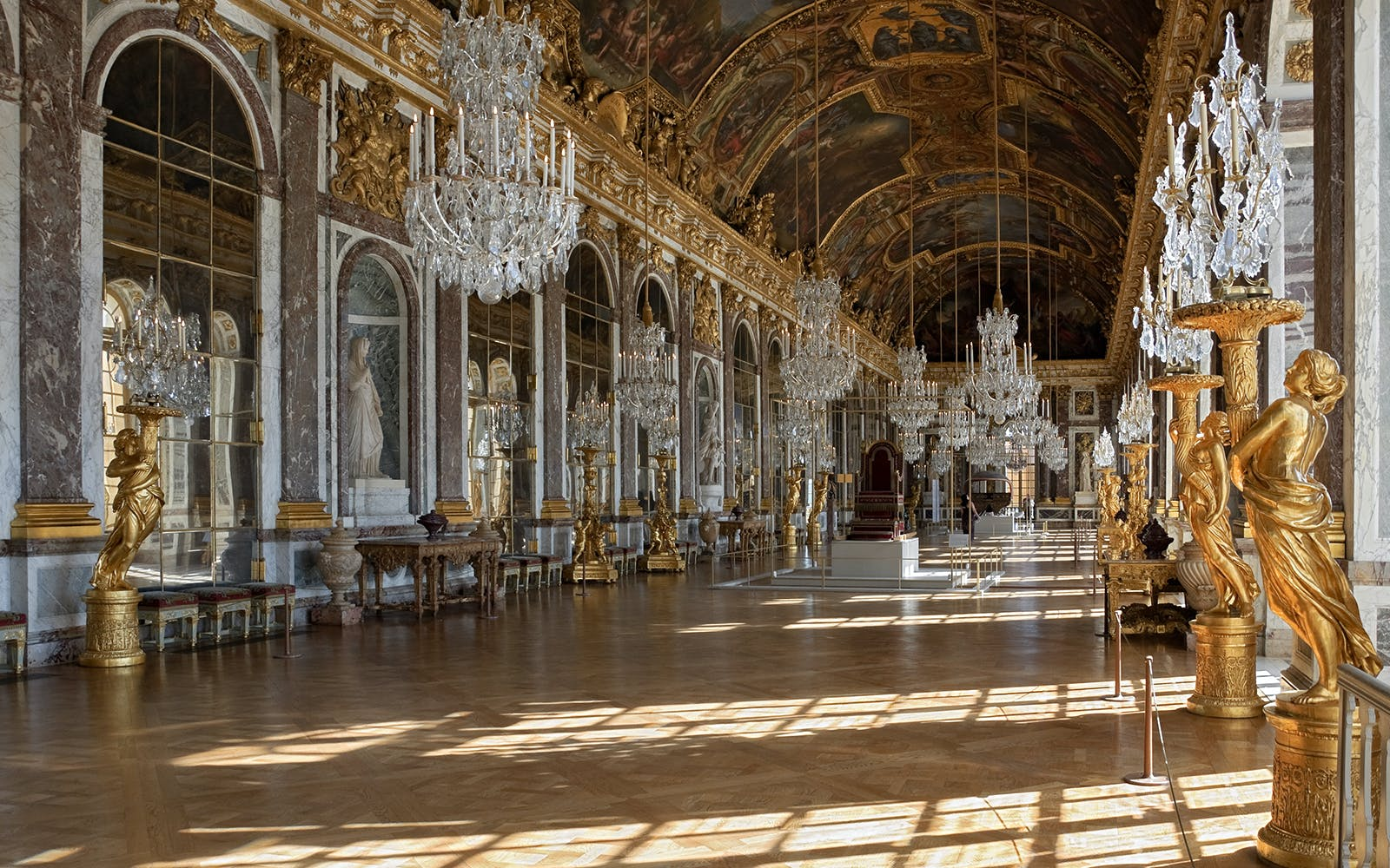 palace of versailles entry ticket with audioguide-3