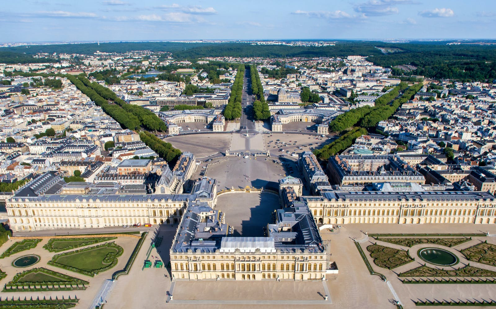 Palace of Versailles Reopening