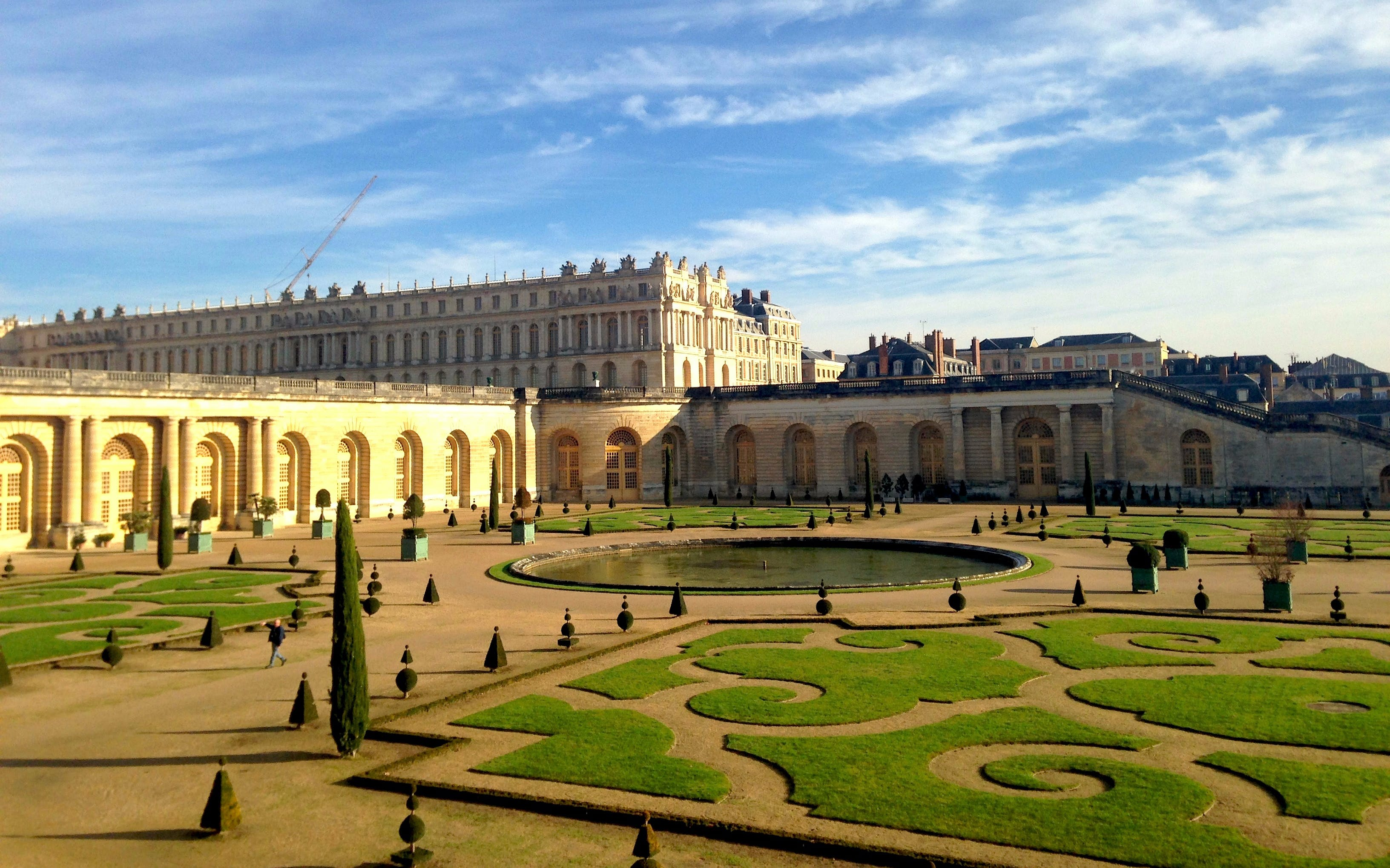 palace of versailles all access passport entry with audioguide-10
