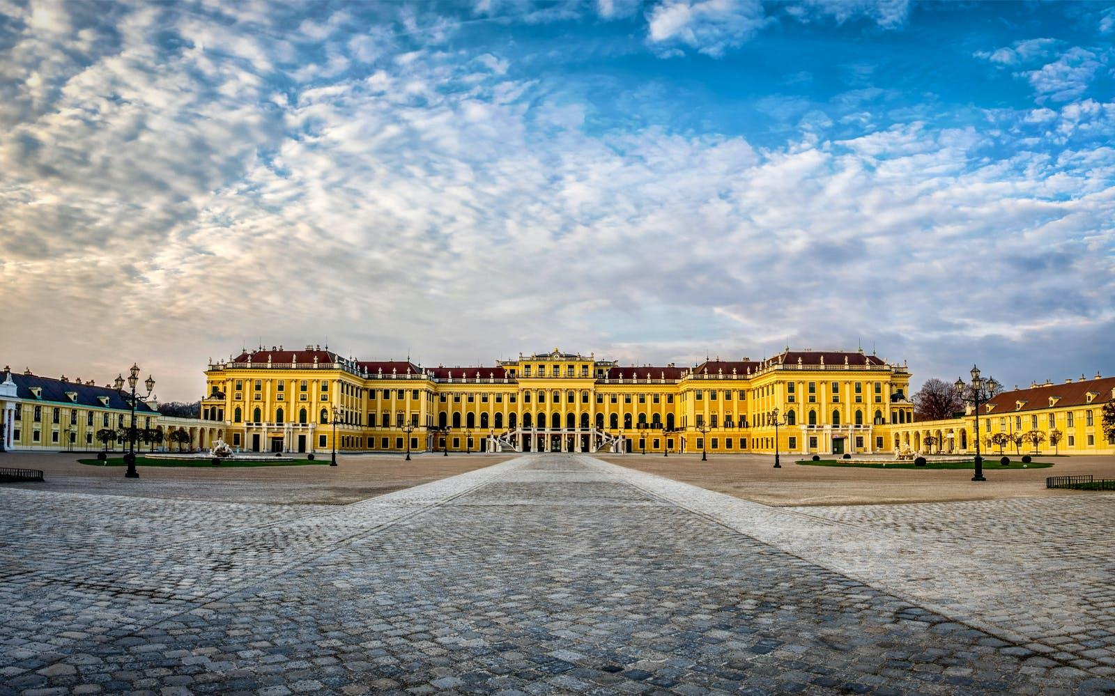 Palace of Versailles Entrances
