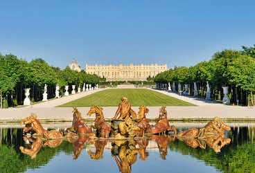 Palace of Versailles Fountain Shows