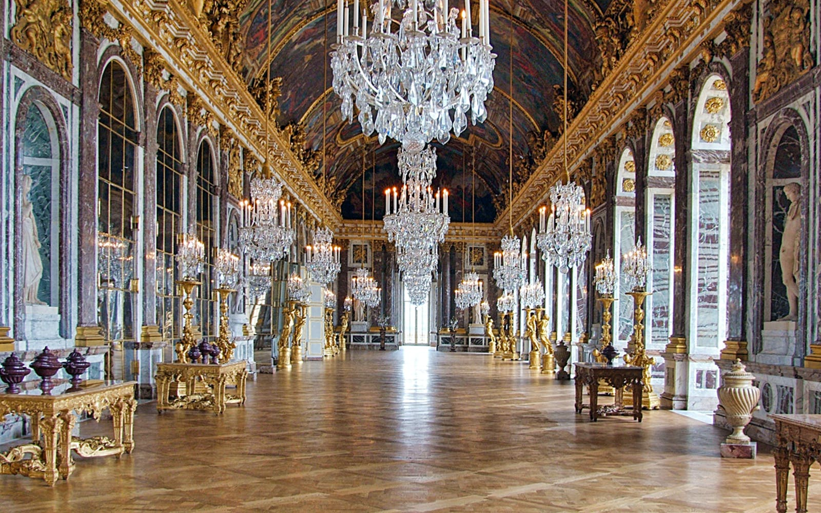 palace of versailles priority access tour from paris with transportation-2