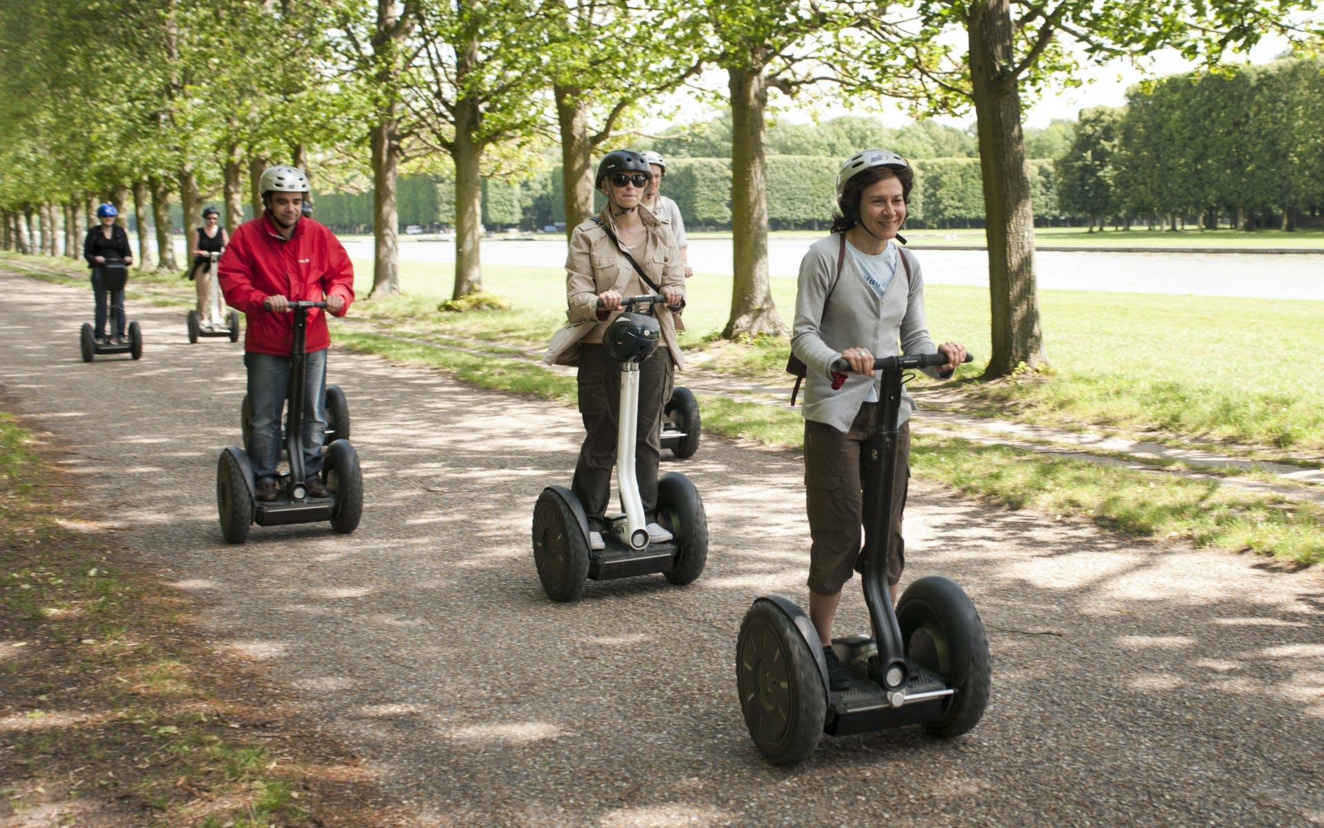 palace of versailles segway tour at castle park -3