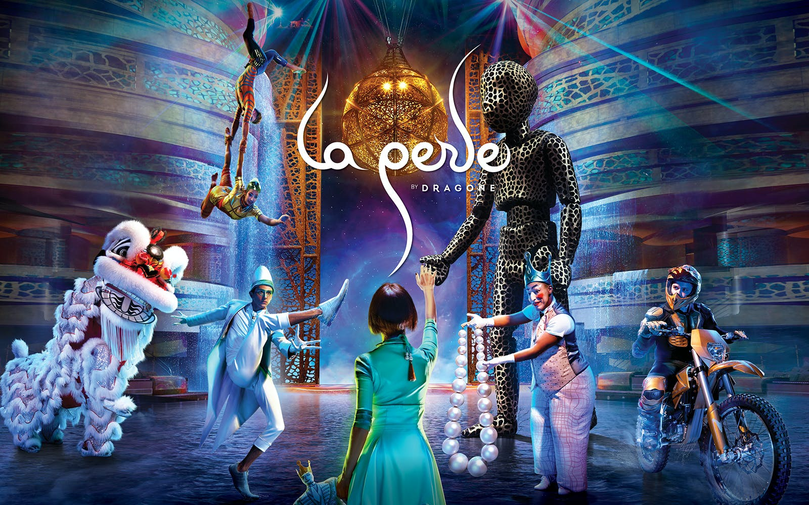 La Perle by Dragone