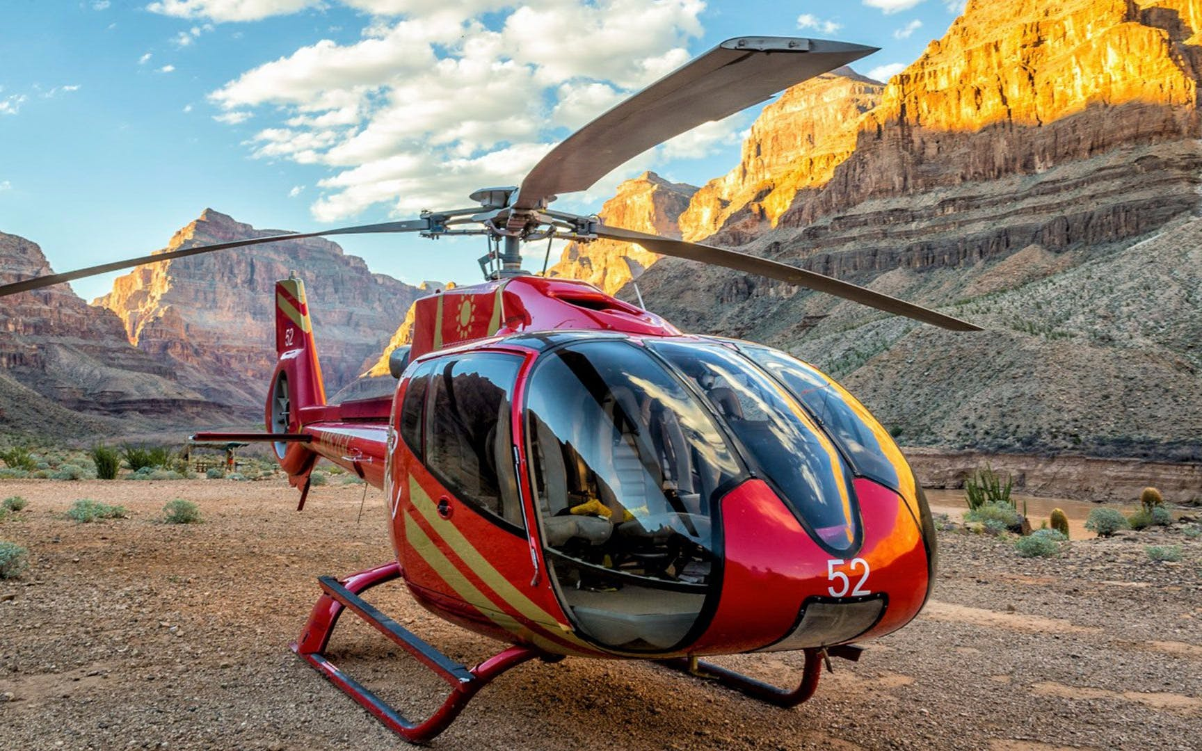 South Rim Helicopter Tour with Optional Jeep Excursion - 30 Minutes (Self Drive)
