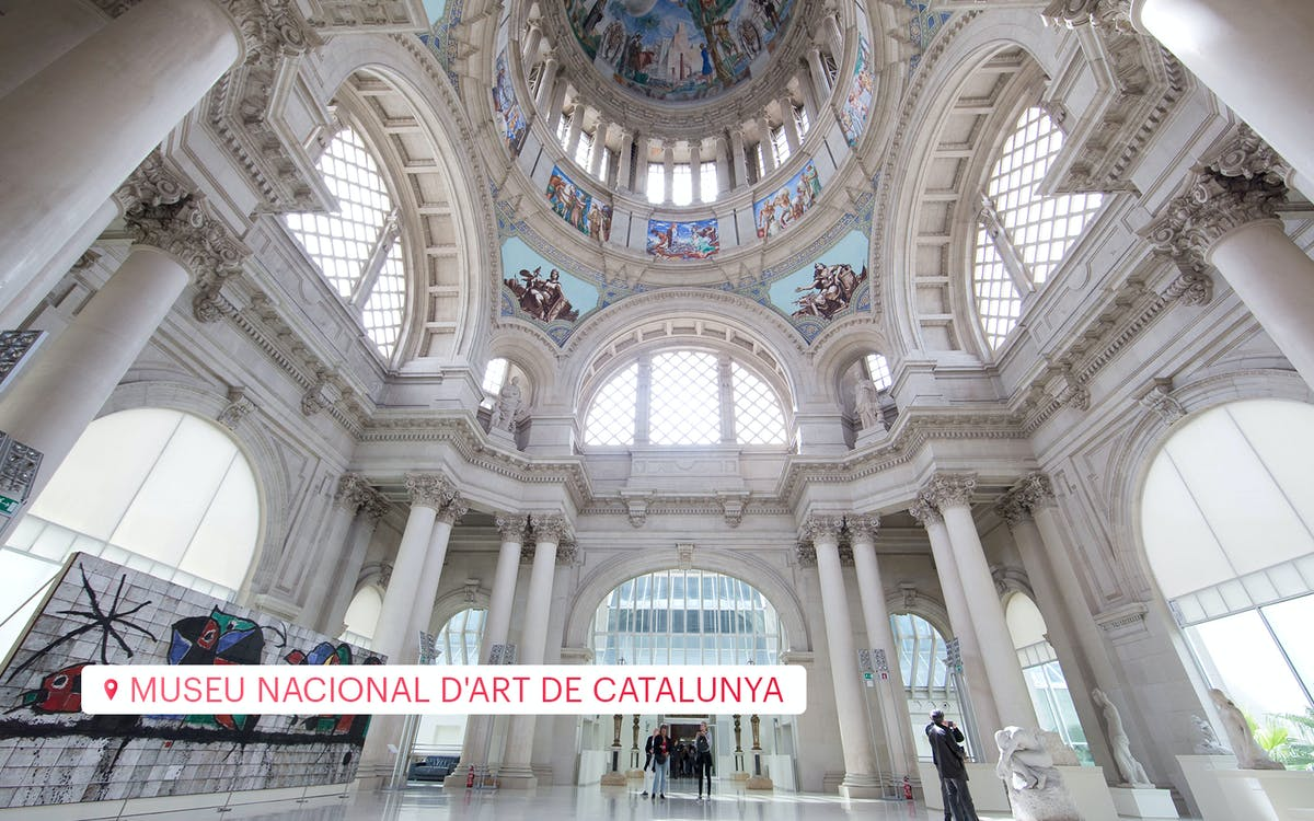 barcelona all inclusive card: museums & transportation-4