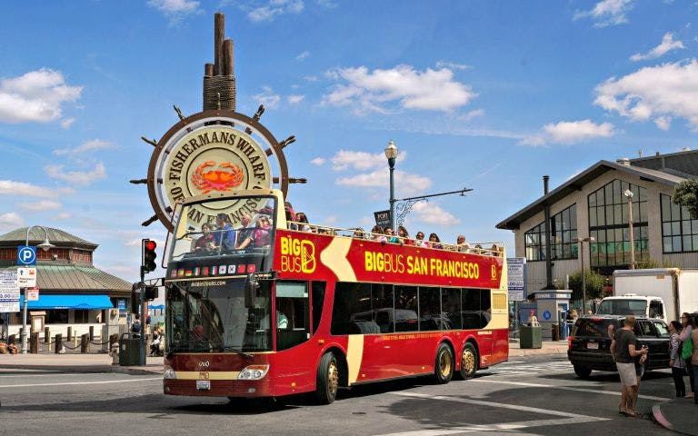 Grand City Tour San Francisco Tickets Tours Amp Deals