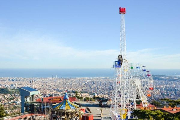 Tibidabo Amusement Park reopening post Coronavirus