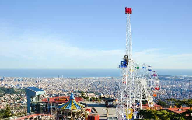 Barcelona in 5 days - Amusement