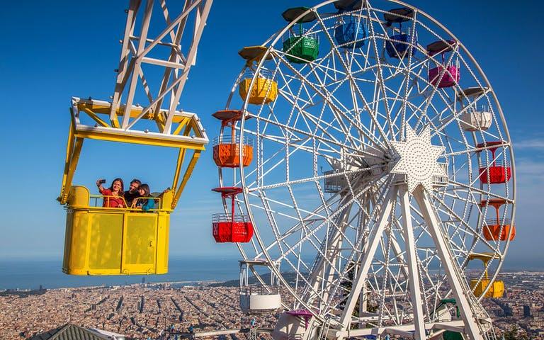 Tibidabo Amusement Park | Best Price Guarantee from Headout