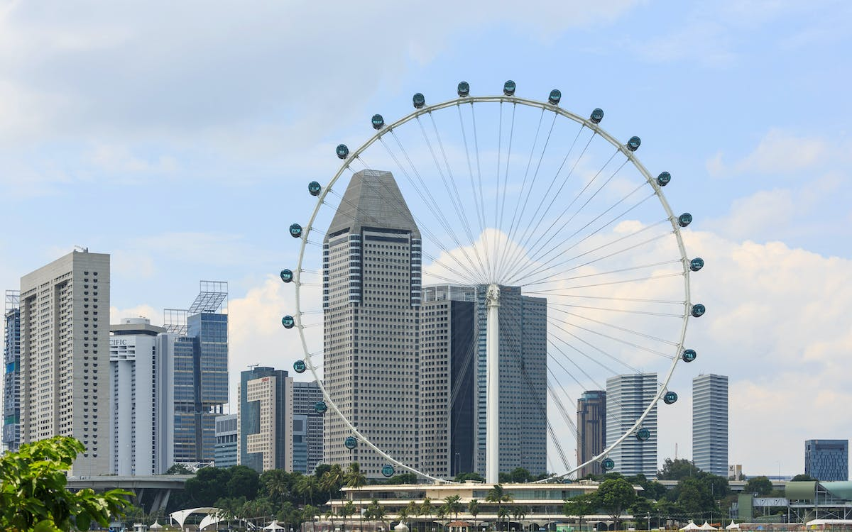 singapore flyer night discovery with river boat tour & 1 day hopper pass-3