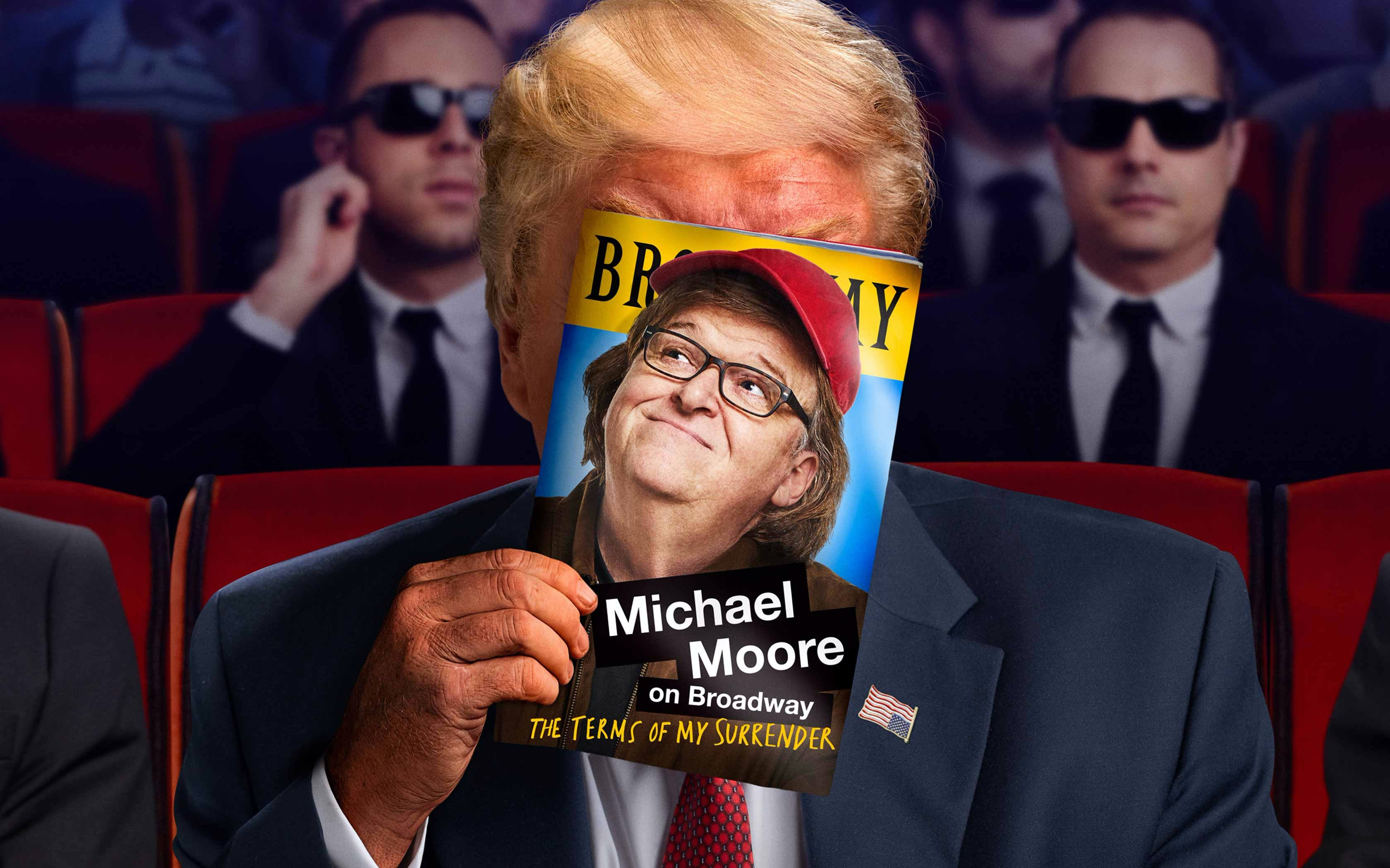michael moore: the terms of my surrender -1