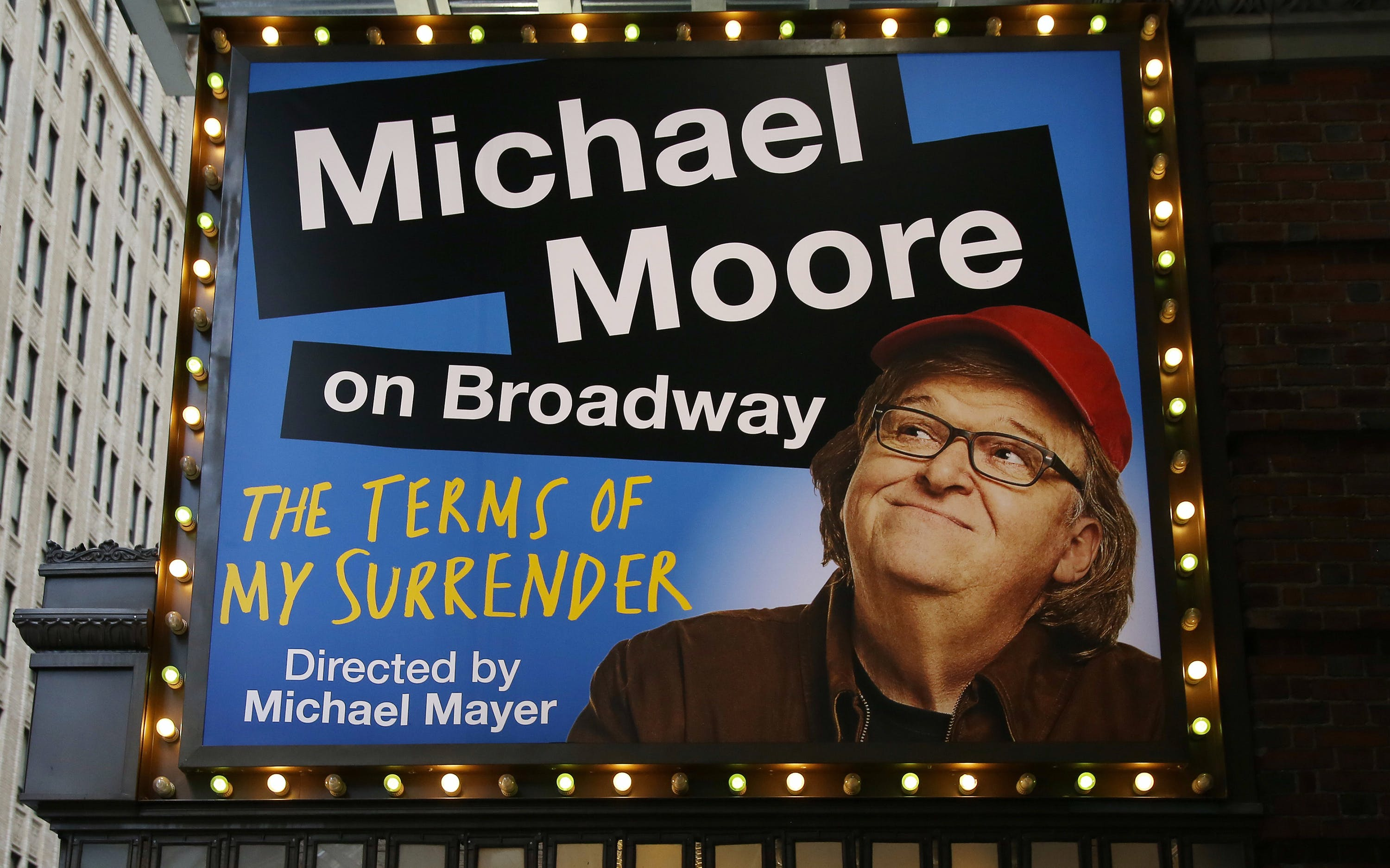 michael moore: the terms of my surrender -2