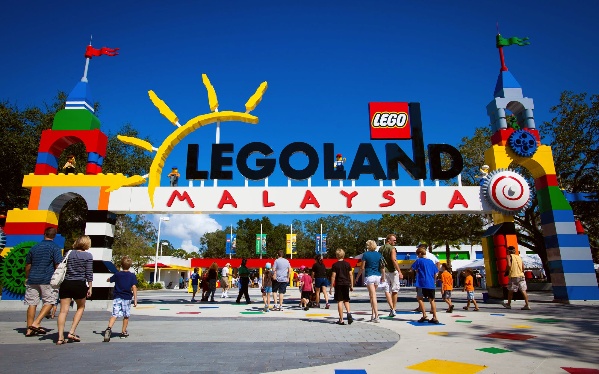 legoland malaysia with 2 way shuttle-1