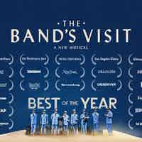 the band's visit broadway 2018 tony awar winner Best Musical