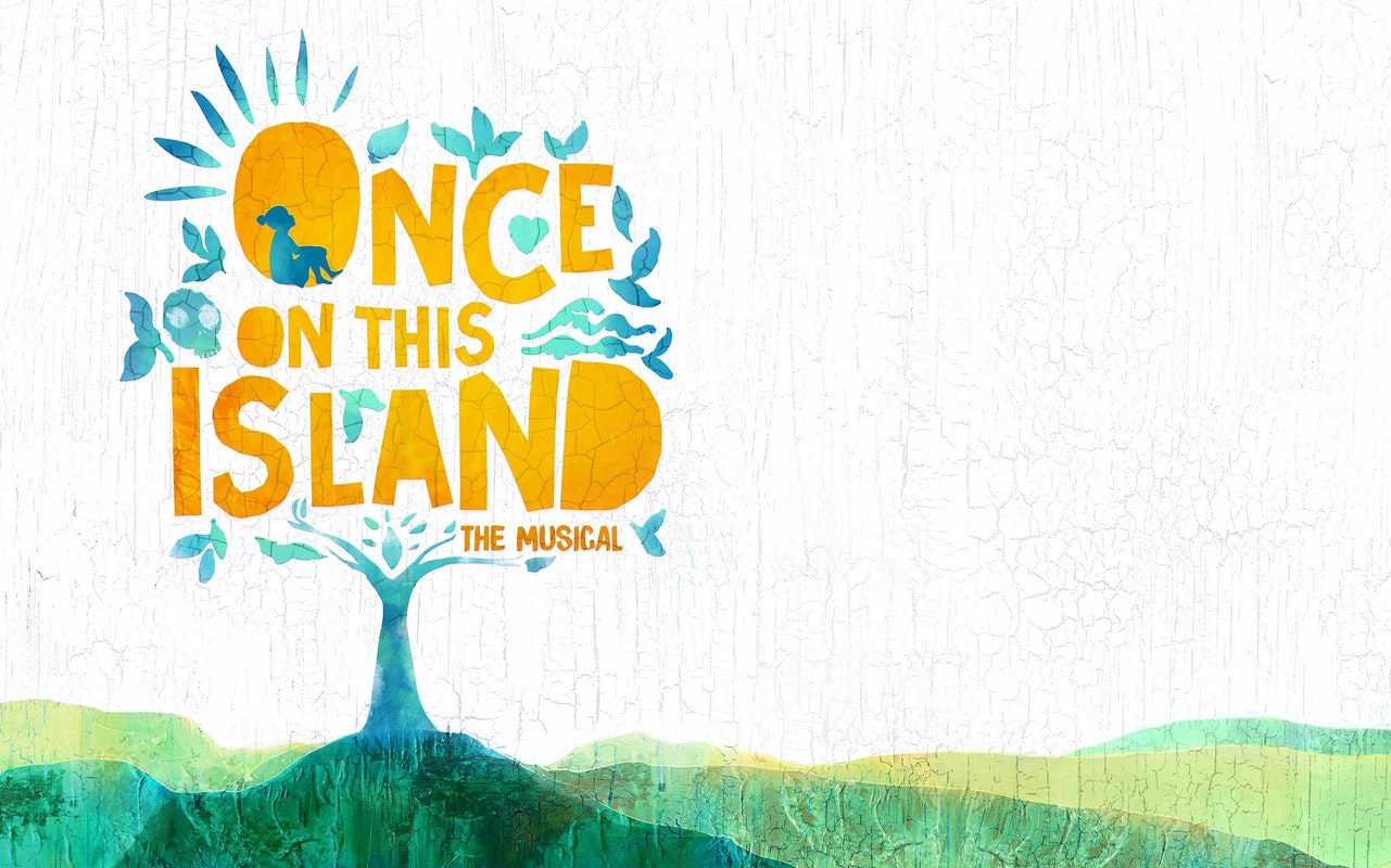 Once On This Island Show Cover Photo
