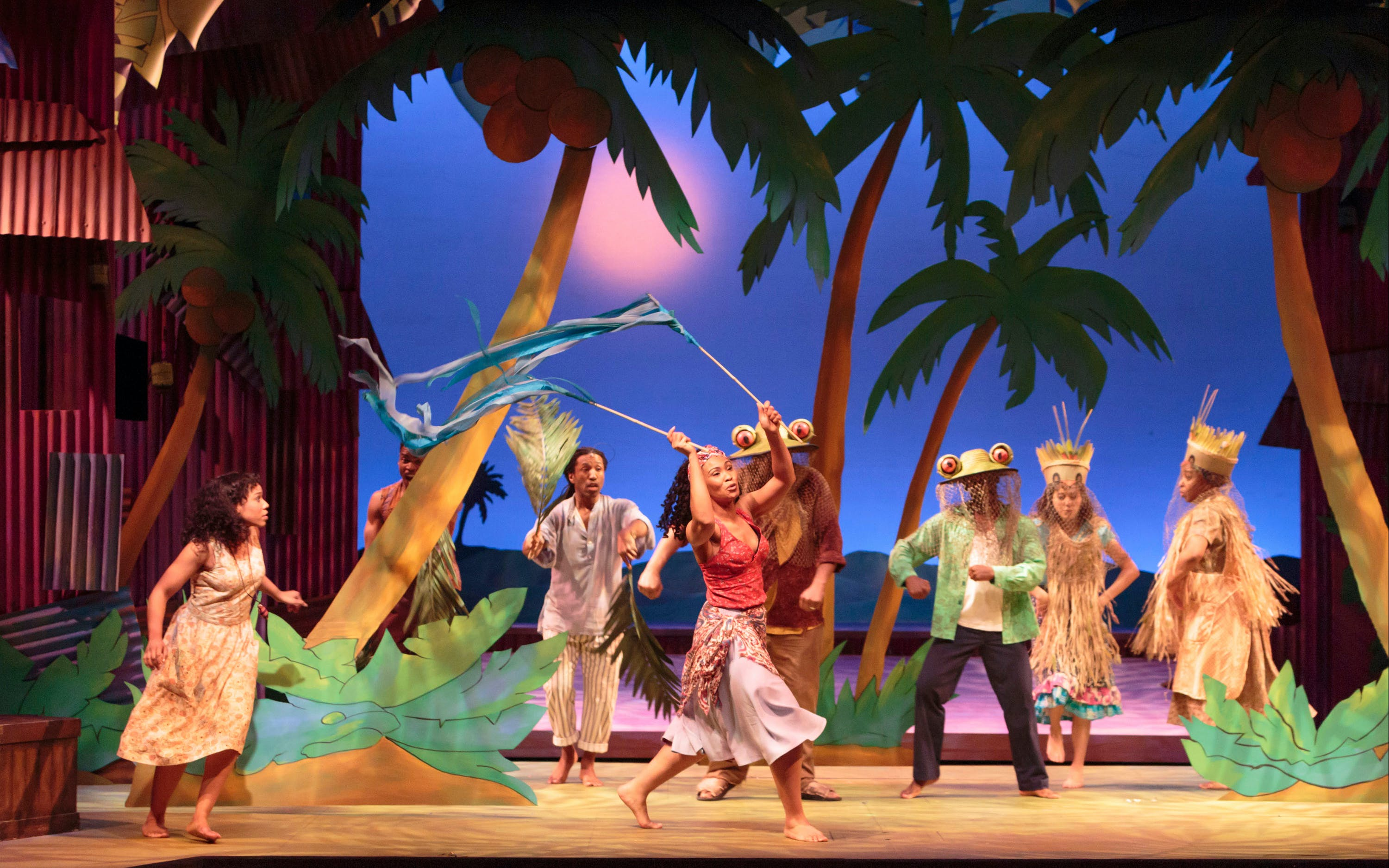 Once On this Island broadway  2