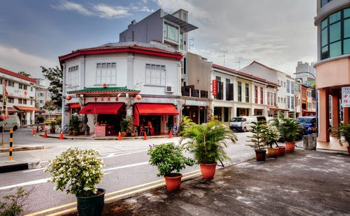 The Charms of Tiong Bahru