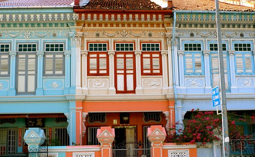 The Peranakan Trail