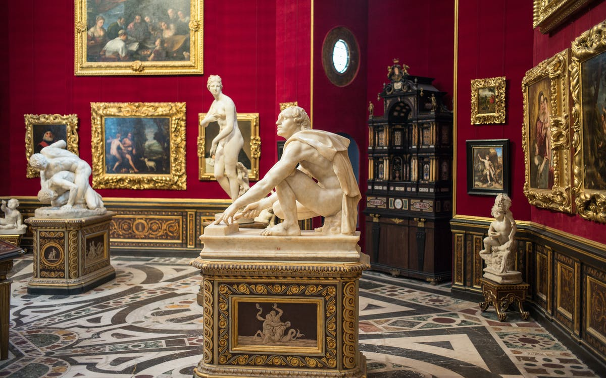 skip the line to uffizi gallery - guided tour -1