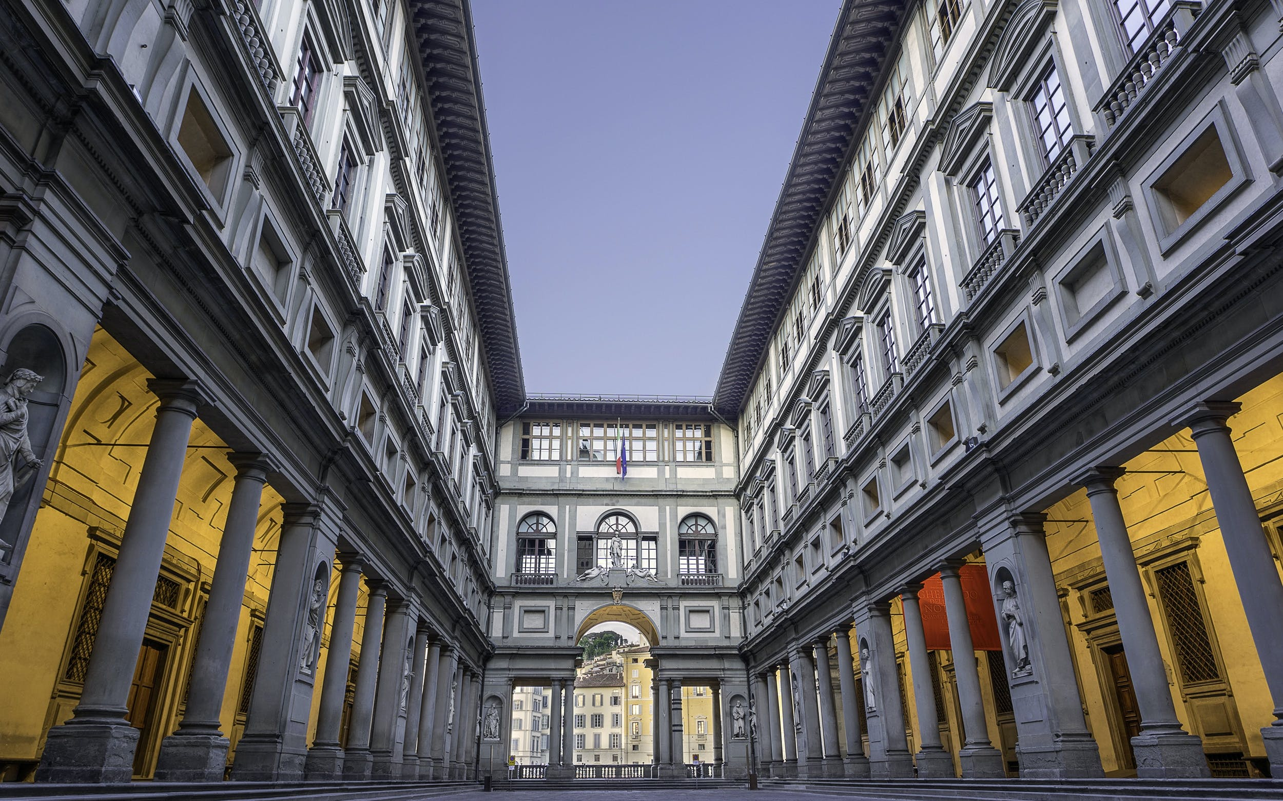 uffizi gallery guided tour