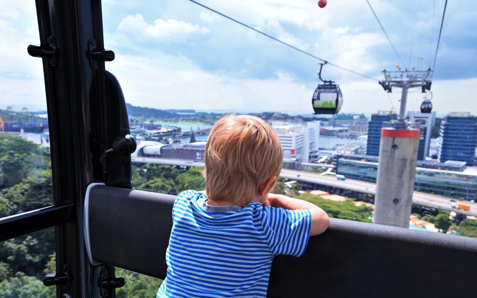 cable car skypass with wings of time and buffet meal-3