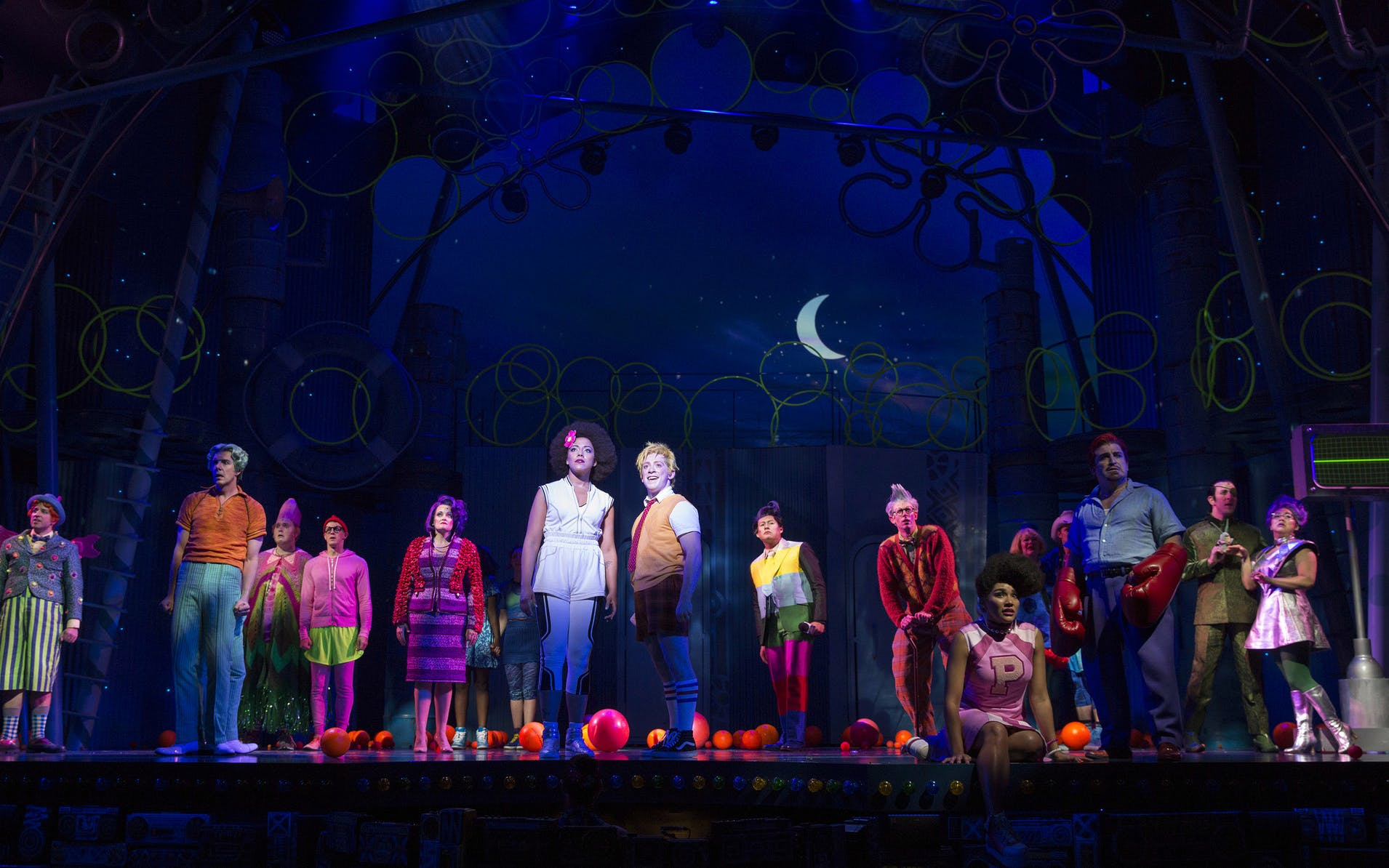 Best Broadway Musicals - Spongebob Squarepants