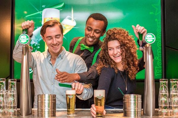 Heineken Experience reopening Post Coronavirus