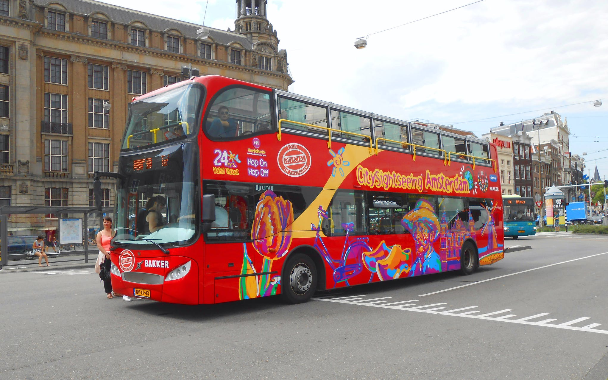 1 day hop-on hop-off sightseeing bus with priority access to madame tussaud-3