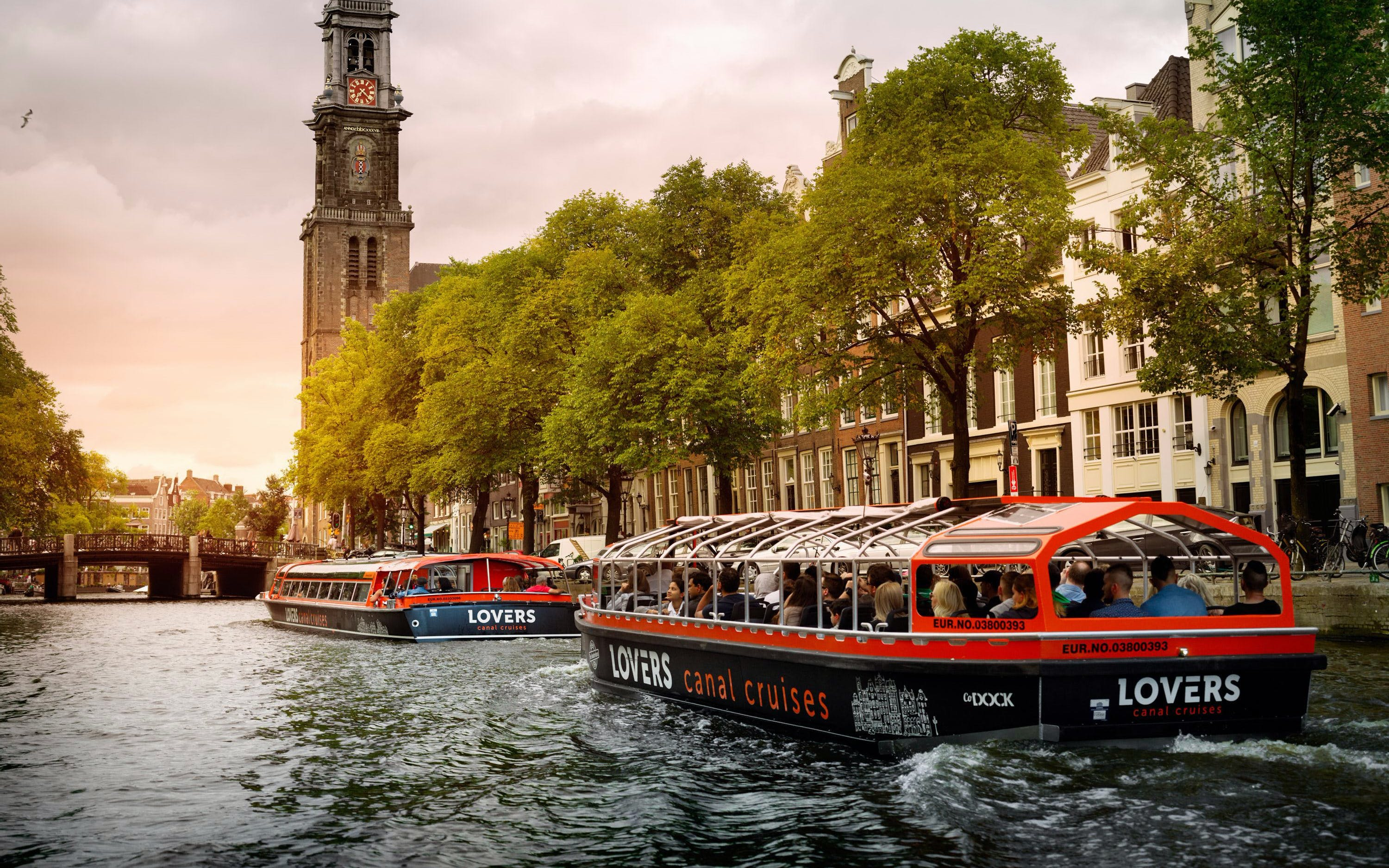 Amsterdam in April Itinerary
